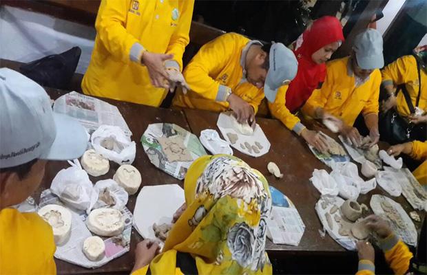 Workshop Keramik Purna Bakti Pegawai