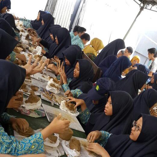 workshop keramik di jakarta