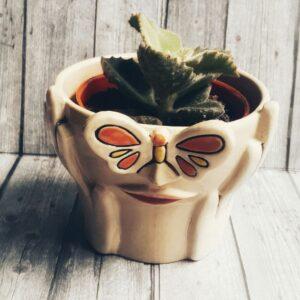 jual pot bahan keramik vase