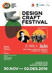 pameran seni kriya keramik di design craft festival