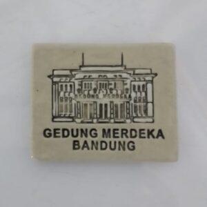 cinderamata gedung sate bandung indonesia