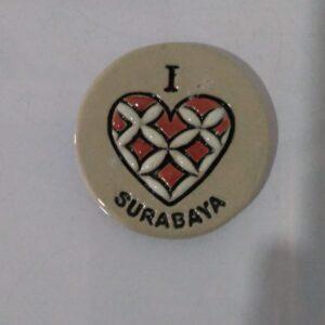 cinderamata khas surabaya indonesia