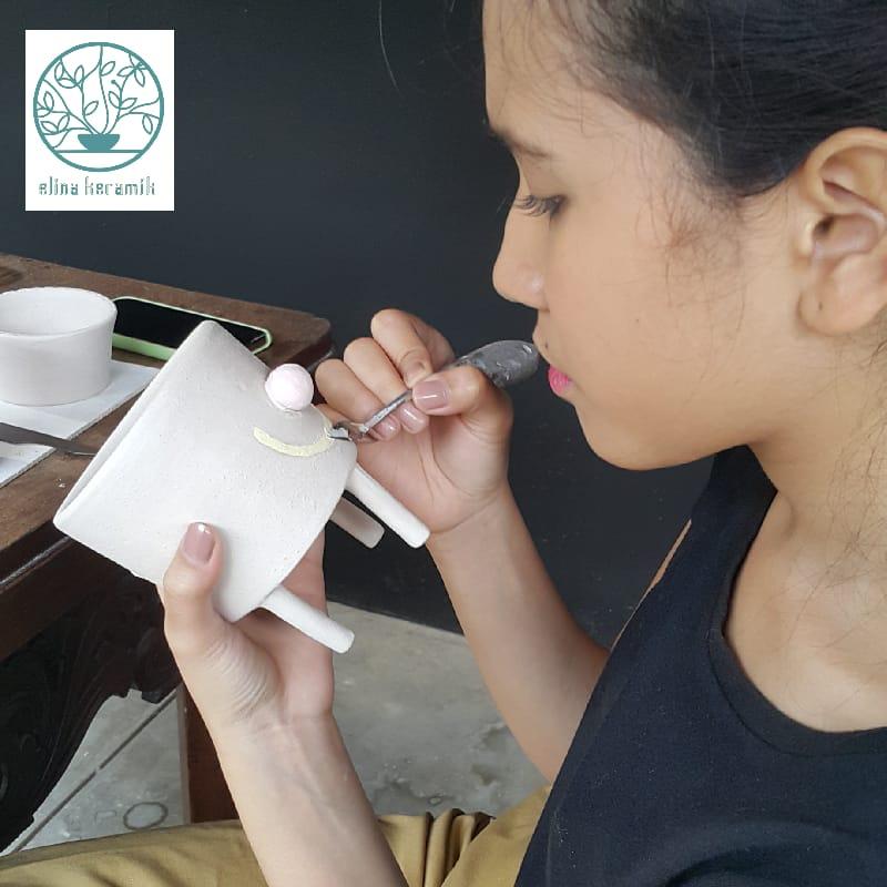kursus kerajinan tangan keramik di bandung