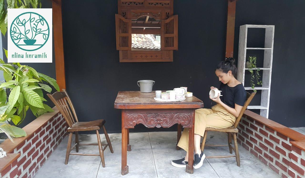 pelatihan pembuatan keramik di bandung